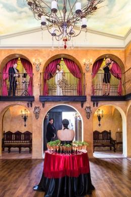 Neverland Chapel prepared for event photo: Yamira Rivera