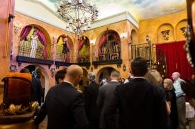 Neverland Chapel with upper level entertainment Photo: Yamira Rivera